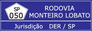Câmeras Rodovia Monteiro Lobato SP 050