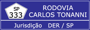 Trânsito Agora na Rodovia Carlos Tonanni SP 333