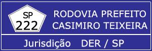 Trânsito Agora na Rodovia Prefeito Casimiro Teixeira SP 222