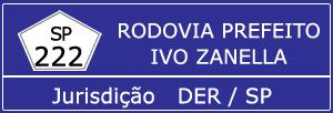 Trânsito Agora na Rodovia Prefeito Ivo Zanella SP 222